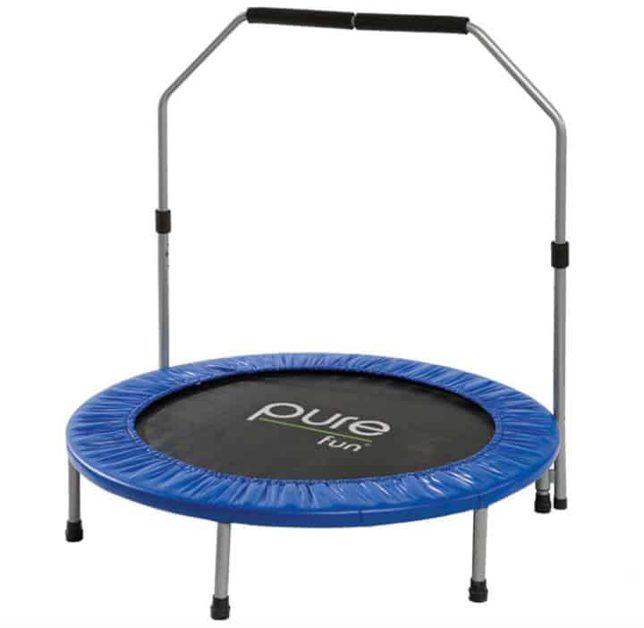 Pure Fun 40 Inch Mini Trampoline
