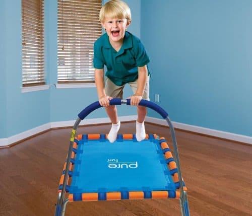 Pure Fun Kids Jumper Trampoline 2