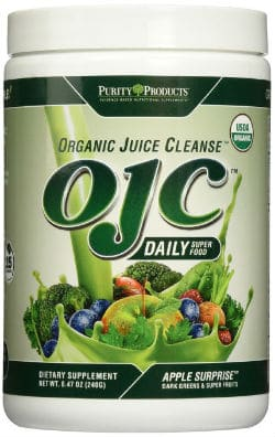 Purity Products-Certified Organic Juice Cleanse