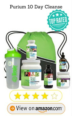 Purium 10 Day Cleanse