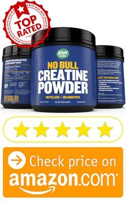 Raw Barrel Pure Creatine Monohydrate Powder