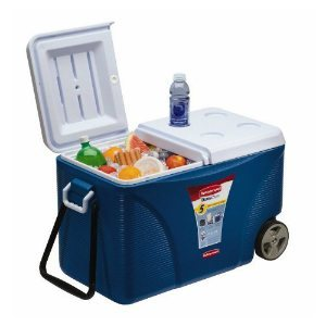 Rubbermaid Extreme 5-Day Wheeled Ice ChestCooler