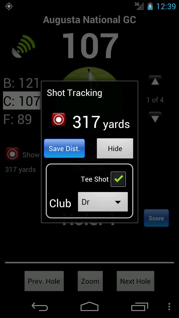 skydroid golf gps