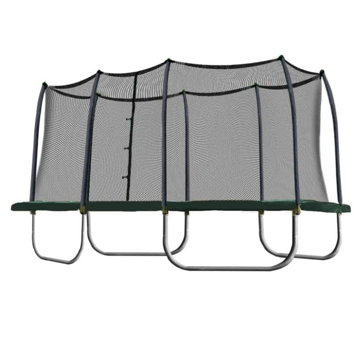 Skywalker Trampolines Rectangle Trampoline and Enclosure