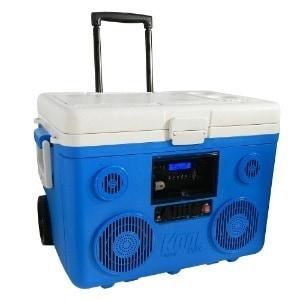 TUNES2GO KoolMAX Bluetooth 350-Watt Portable PA Speaker