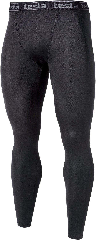 Tesla Men's Cool Dry Compression Baselayer Pants