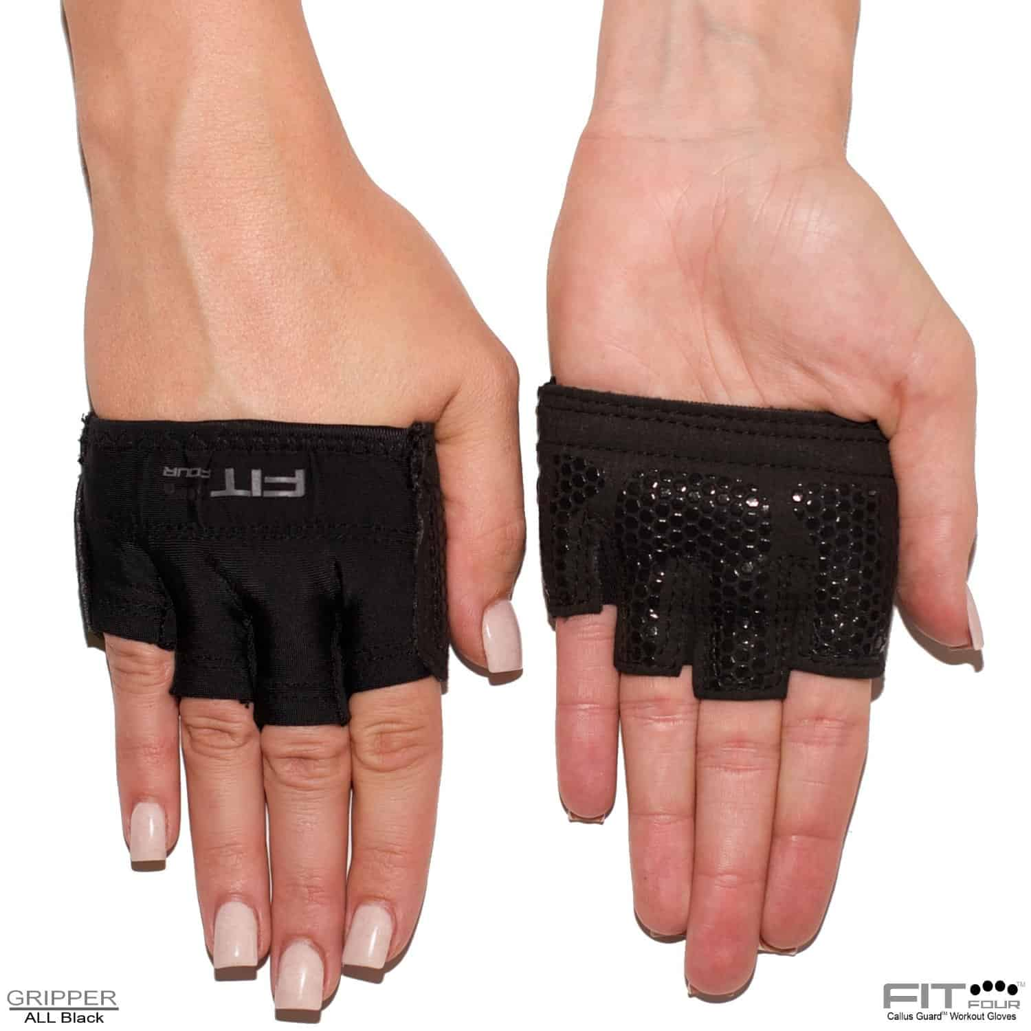 The Gripper Glove Callus Guard WOD Workout Gloves