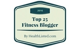 Top 25 Fitness Blogger 2016