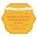 Top 30 Health & Fitness Entrepreneurs