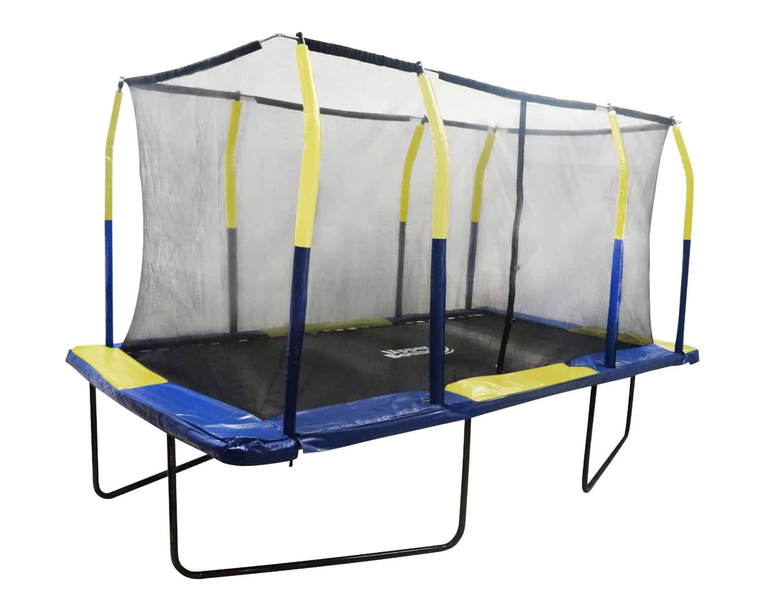Upper Bounce Easy Assemble Spacious Trampoline