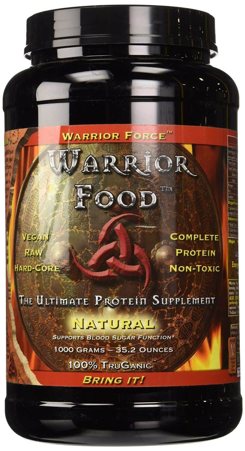 Warrior Food Plain