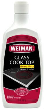 Weiman Glass Cook Top Cleaner and Polish
