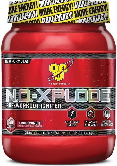 BSN N.O.-XPLODE - Fruit Punch