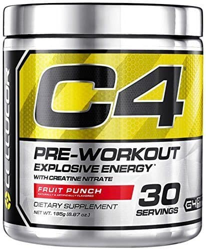 Cellucor C4 Pre-Workout Supplements