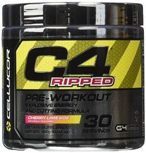C4 Ripped Pre-Workout without Creatine