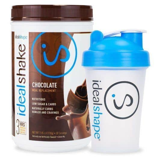 Meal Replacement Shakes For Breakfast