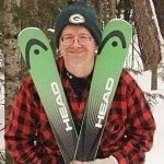 Mark Wisconsin Skiier