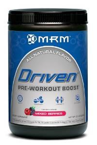 MRM Driven Natural Nutritional Supplement