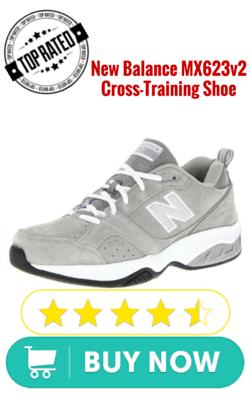 New Balance Men's MX623v2 Cross-Training Shoe