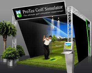 Protee Golf Simulator