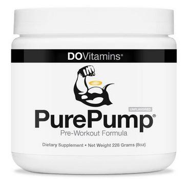 purepump pre workout