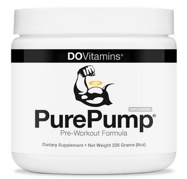 PurePump - Natural Pre-Workout Supplement
