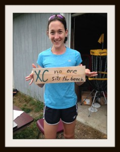 Sarah -- Runner Under Pressure