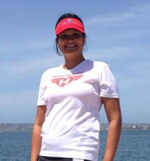Smitha -- Running With SD Mom
