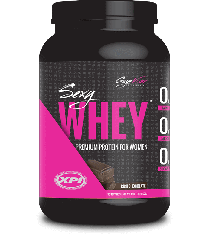 Gym Vixen Sexy Whey