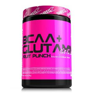 SHREDZ Made for Women Line (BCAA + Glutamine)