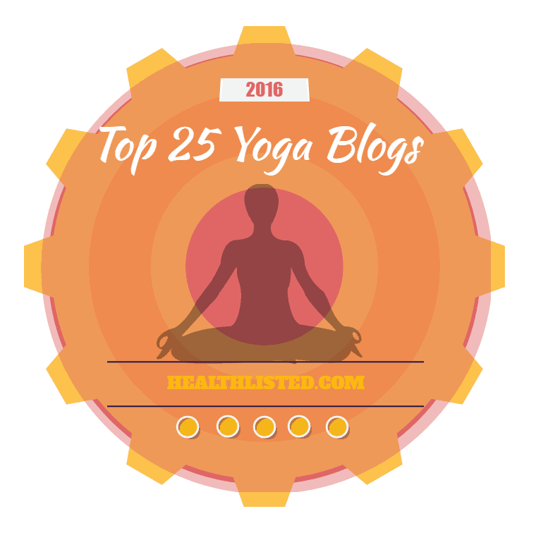 Top 25 Yoga Blogs Of 2016