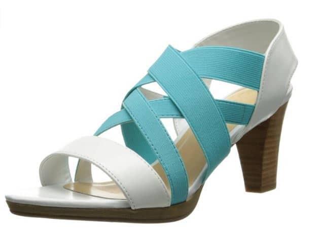 Bella Vita Women's Leeza II Platform Sandal
