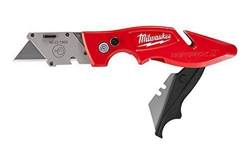 DEWALT DWHT10035L Folding Retractable Utility Knife 1