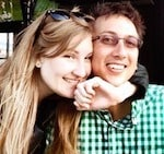 Heather and John Roaming Around the World