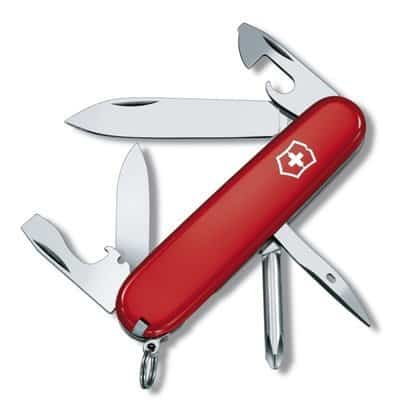 Victorinox Swiss Army Tinker Pocket Knife