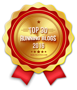 Top Running Blogs 2016