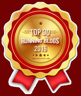Top Running Blogs 2016