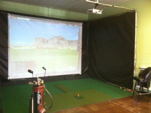Personal Pro TGC Ultimate Golf Simulator System