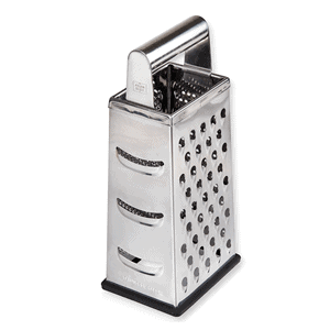 Box Grater Zester by The Asian Slice