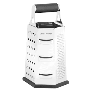 Cheese-Grater-Vegetable-Slicer by Utopia
