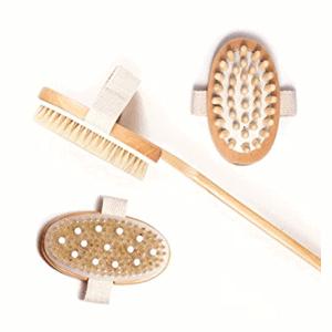 Purebello Natural Body Brush