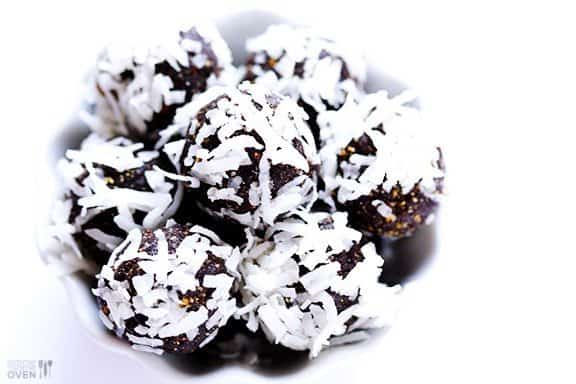 Almond Joy Energy Bites