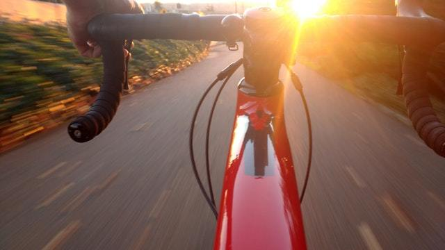 cycling for meditation