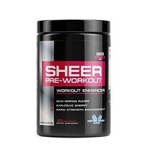 Sheer Strength Labs Sheer Pre Workout Supplement
