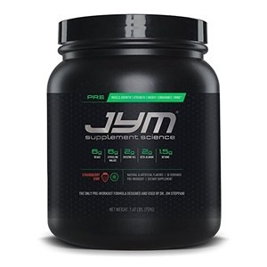 JYM Supplement Science, PRE JYM