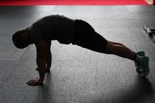 pre workout tingle
