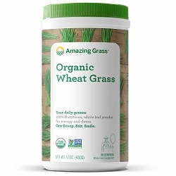Amazing Grass Wheat Grass Powder