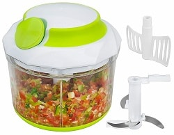 Brieftons QuickPull Food Chopper (4-Cup)