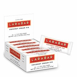 Larabar Coconut Cream Pie Review