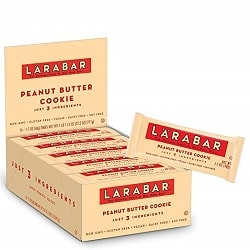Larabar Peanut Butter Cookie Review